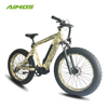 AMS-TDE-ST new design CAMO color 48V 1000W Bafang Ultra Mid Motor Drive Mountain Electric Bike