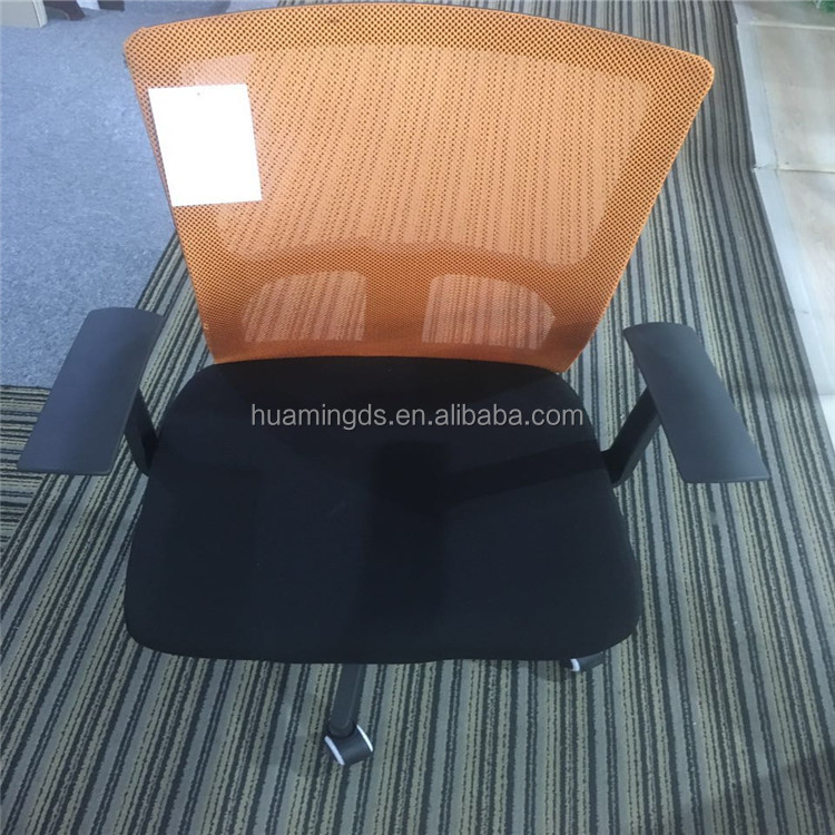 2017Guangdong high quality Factory offer durable swivel office chair with flexible mesh