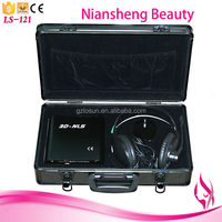 High quality whole body analysis 3d nls health analyzer with original software