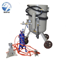 Portable sand blast machine/Sandblast kit/Dustless blaster