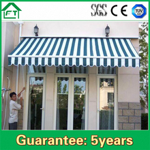 High Quality Portable Folding Arms Retractable Awning For Door And Window