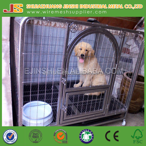 decorative pet cage dog pet animal cage