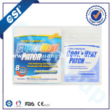 knee brace therapy cold patch for fever relief