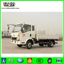 SINOTRUK HOWO 5 ton 4x2 light mini small cargo truck