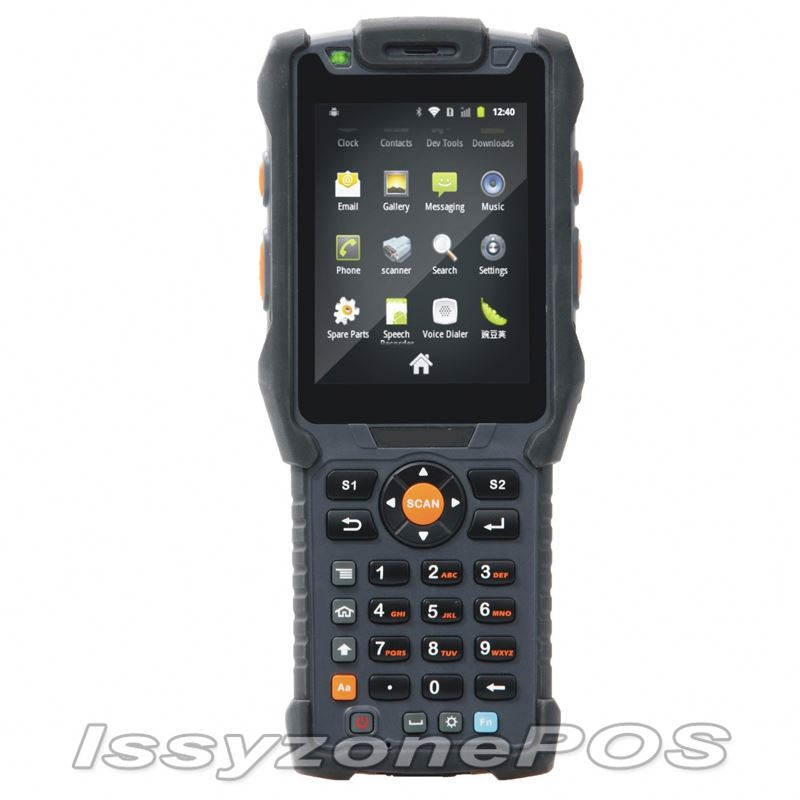 1GHz 3.5 inch TFT-LCD With 1D 2D Barcode Scanner For Windows CE 6.0 Handheld Data Terminal IPDA018