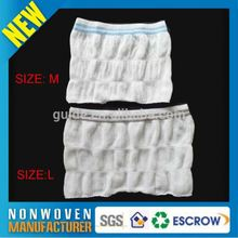 Disposable Incontinence Unisex Lingeries Factory Price Adult Mesh Panties