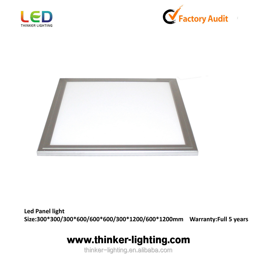 New light style 600*600mm 40W Square CCT Dimming LED Panel Light