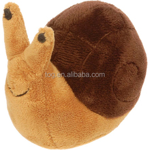 Lovely Plush Snail Toy