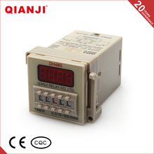QIANJI Online Shop China Time Relay DH48S Mini Wireless Relay 12V