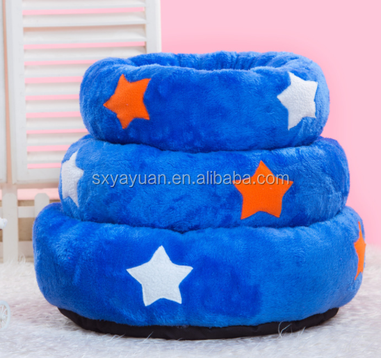 Fluffy Cheap Pet Bed For Dogs