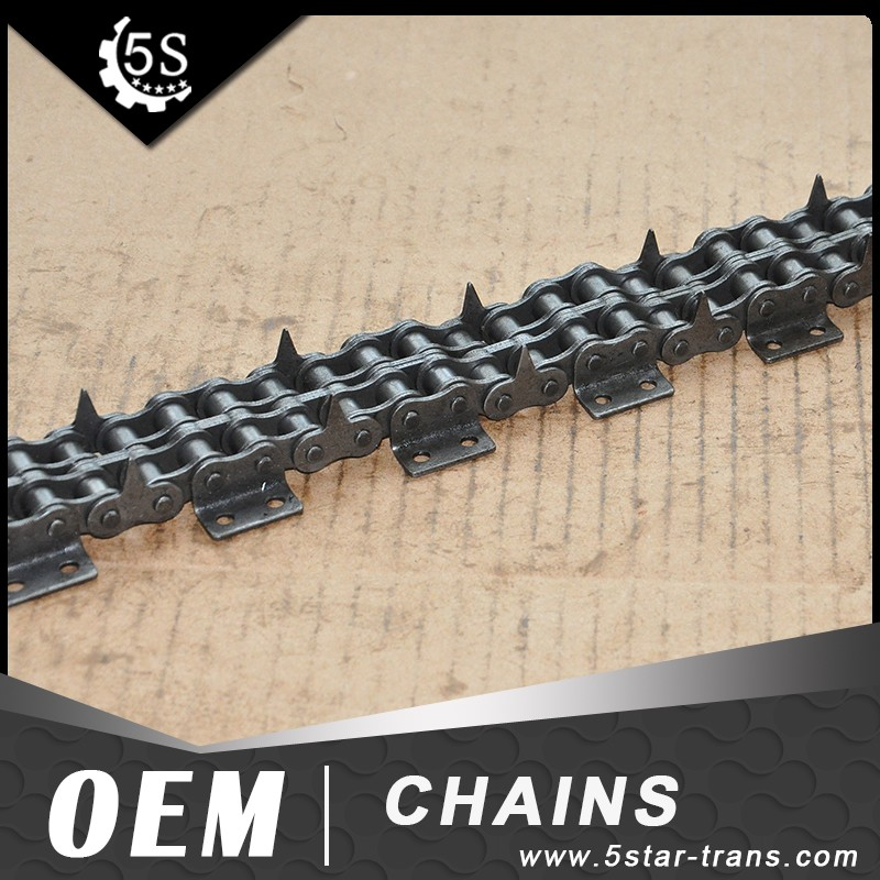 Sharp top chains
