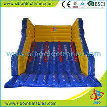 games outdoor used inflatable floating island rafts adult swimming pool