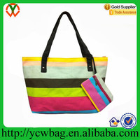 Shenzhen Factory Custom 14 OZ Cotton Canvas Tote Bag