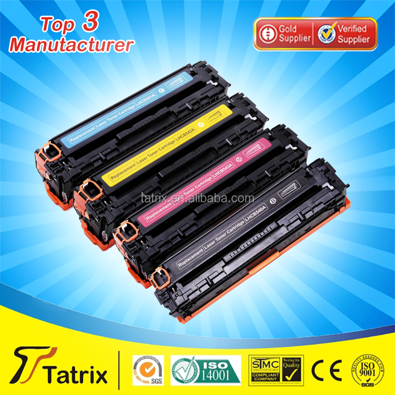 Compatible for use on printer CB540-CB543 Toner Cartridge