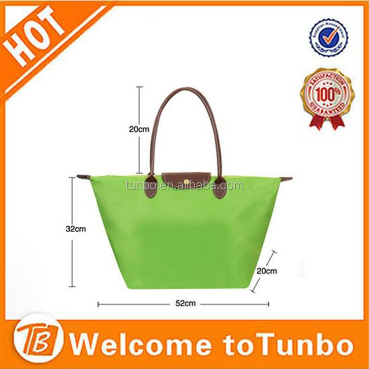 New style waterproof lady tote hand bag with factory price