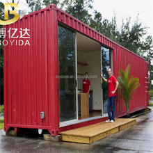 china small prefab house folding expandable container house price