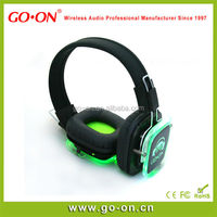 high quality party use headphone with good sound performance and low price