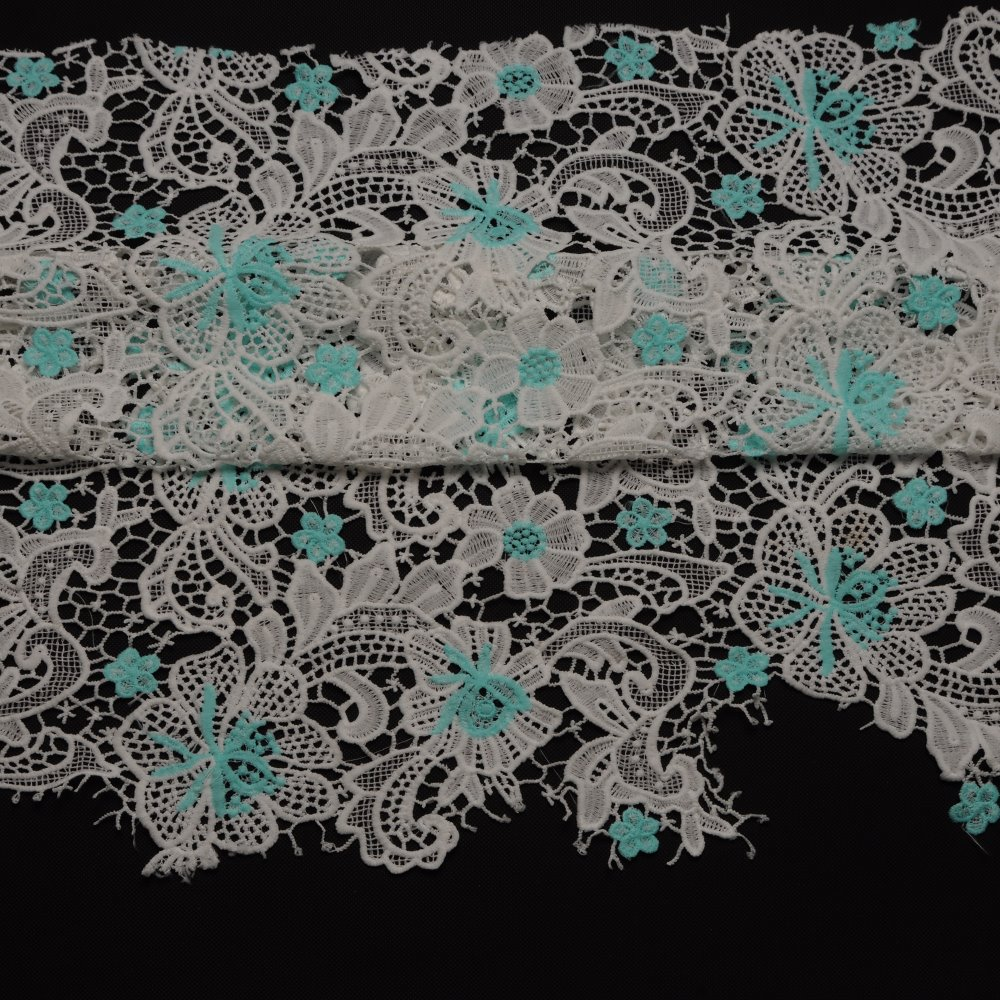 wholesale french swiss cord fabric lycra for wedding party blouse BK-FB279