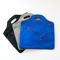 Neoprene branded latest logic laptop bag