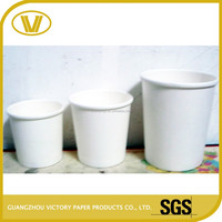 bowl paper cup made in china soup mug container and 8oz small hot soup paper containers