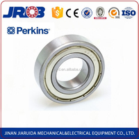 Hot sale perkins bearing 6206zz for electric generator