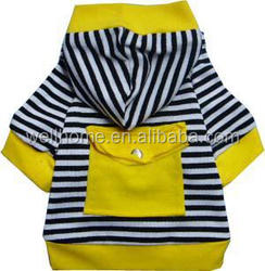 Small pet Puppy Dog Clothes Fleece Hoodie Sweater Sport Jersey Pet clothes New style