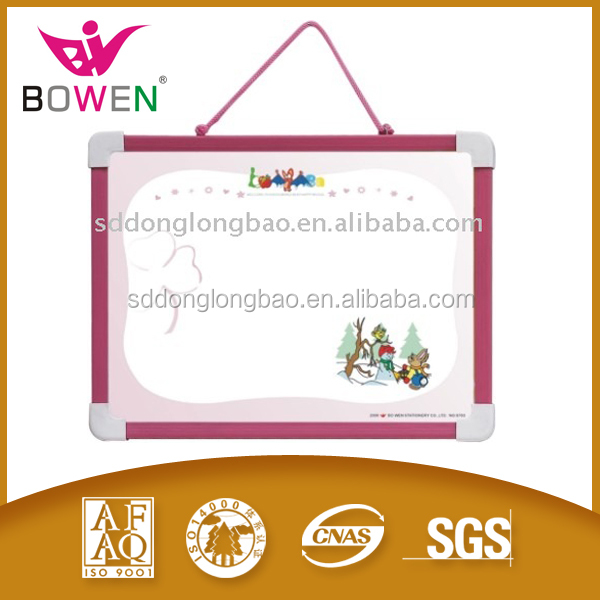plastic frame children's board