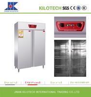 Kitchen Dining Hall Equipment Commercial Heated Air Circulation Disinfection Cabinet