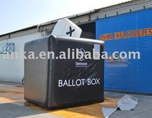 inflatable Model (inflatable ballot box,pvc tarpaulin,ANKA)