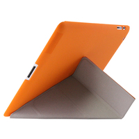 Slim PU Leather smart cover case Wake Sleep for ipad 2 3 4 cases