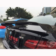 FOR E92 E92 M3 VARIS VRS HYPER NARROW GT WING WITH BASE 1360MM CF CARBON FIBER