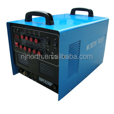 3 in 1 SUPER200,hot sale inverter AC/DC ARC TIG welding machine,welding machine HF plasma cutter machine