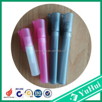 China good PP plastic 5ml 10ml 15ml pen atomizer, frosted pen spray bottle