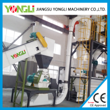 alfalfa pellet making machine/biomass wood pellet machine/complete wood pellet production line