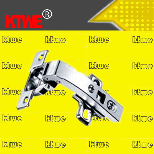 KTWE LED lighting soft close hydraulic hinge