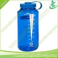 500ml/600ml/800ml/1000ml nutrition kor brands plastic water bottle with private label