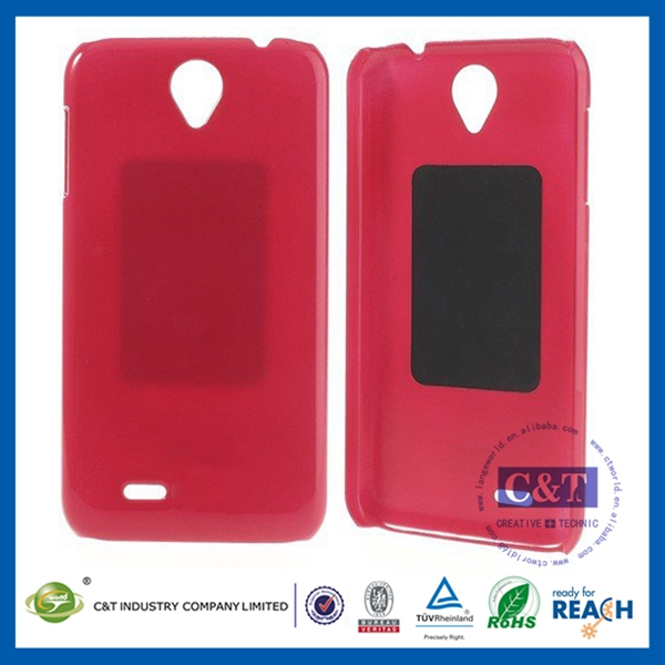 Charming design quality protective case for lenovo k900