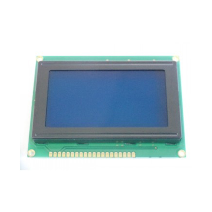 Factory provided custom made 128x64 lcd display for scales