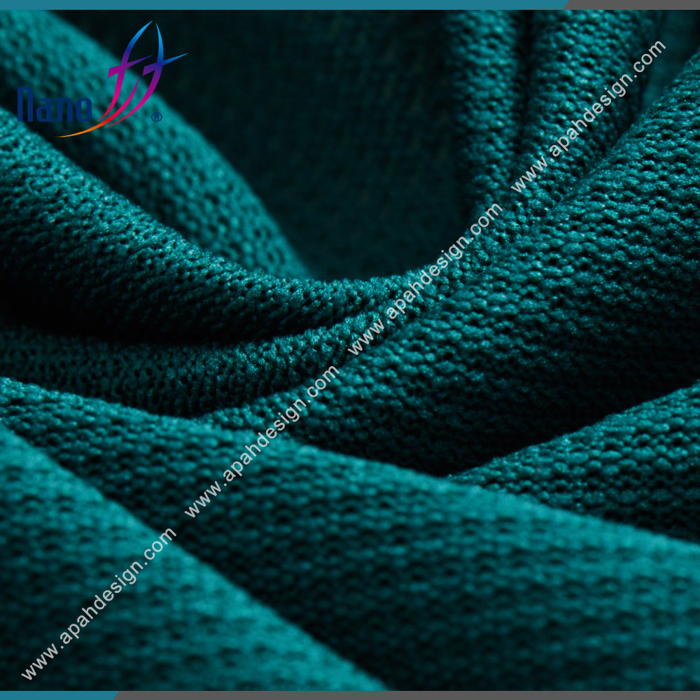 NanoFit Quick Dry 100% polyester mesh fabric for sportswear