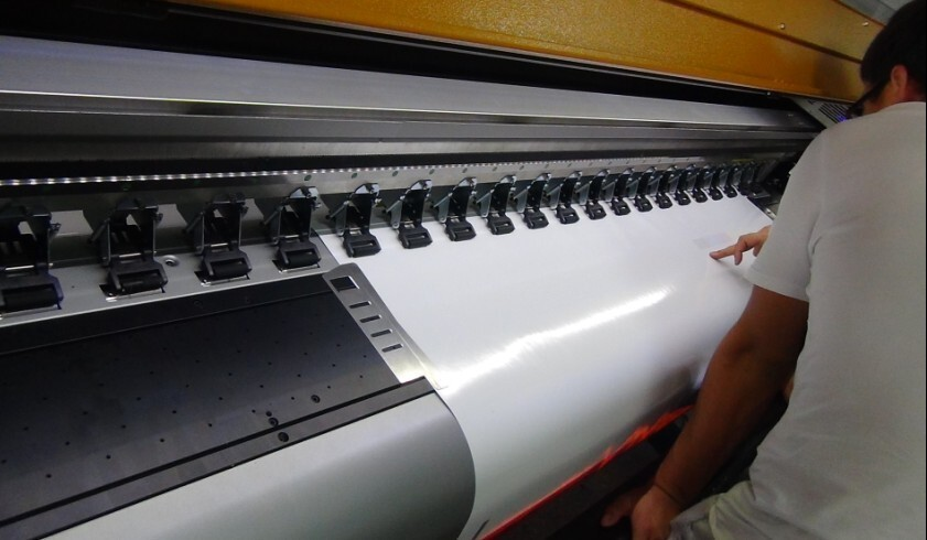 Ke-jet/ mimaki eco solvent printer 2 dx5 headprint 1440dpi roll to roll media