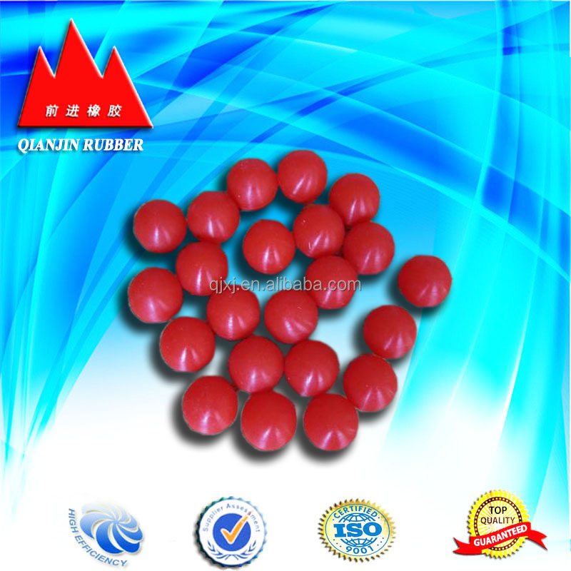 Soft Solid Silicone Rubber Ball