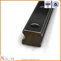 SER-GD25WAL linear motion guideways circular guide rail