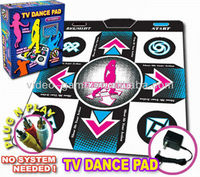 musical dancing mat dance pad compatible with wii
