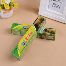 Hot sale public folding toothpaste paper box with logo printing ointment paper box