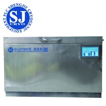 High quality instant freezer/fast freezing machine for fish,meat,Seafood, chicken, pasta with engine oil regeneration machines