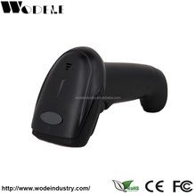 WD-320 handheld barcode scanner 650nm laser safe visible light 1D wired bar code scanner