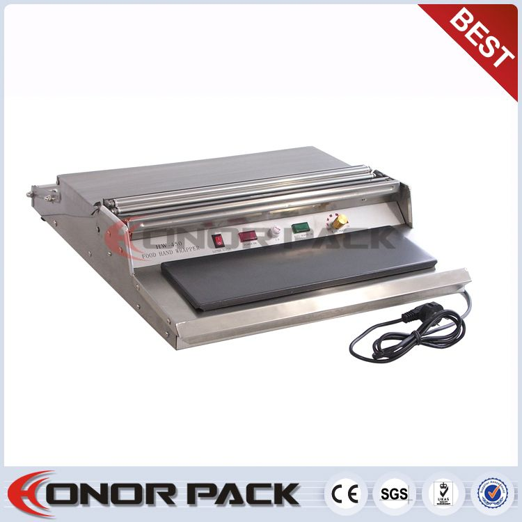 Contemporary Designed Aluminium Foil Wrapping Machine,Tray Wrappers