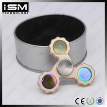 2017 High Quality Stress Relief Wholesale Hand Toys Set Metal Fidget Spinner For Kids