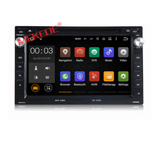Android 7.1 Touch Screen Car Dvd Player For VW PASSAT B5/golf 4/Polo with Gps Navigation System