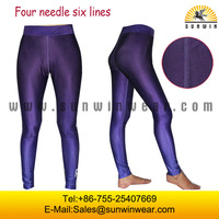 fashion elegant sport fitness leggings for women exported to USA and EU good quality yoga leggings